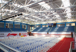 青岛黄海职业学院体育馆